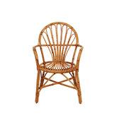 NIEUW Vintage rotan stoel
