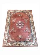 Vintage wollen tapijt