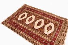 Handgeknoopt Oosters tapijt